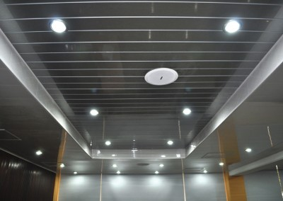 Diseño-Aula Magna-Facultad de Odontología-UCE